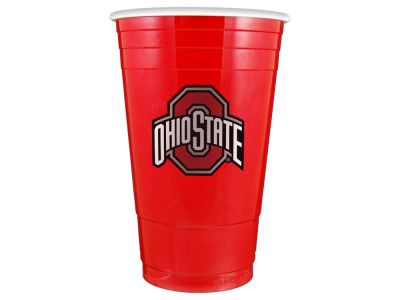 16oz Plastic Double Wall Cup