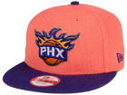 Phoenix Suns New Era NBA HWC Heather Action 9FIFTY Snapback Cap Adjustable Hats