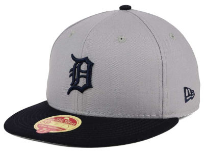 Detroit Tigers MLB Wool Standard 59FIFTY Cap Hats