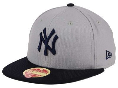 New York Yankees MLB Wool Standard 59FIFTY Cap Hats