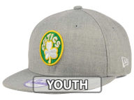 New Era NBA HWC Youth Heather Team Color 9FIFTY Snapback Cap Adjustable Hats