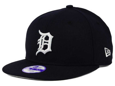 Detroit Tigers MLB Youth Major Wool 9FIFTY Snapback Cap Hats