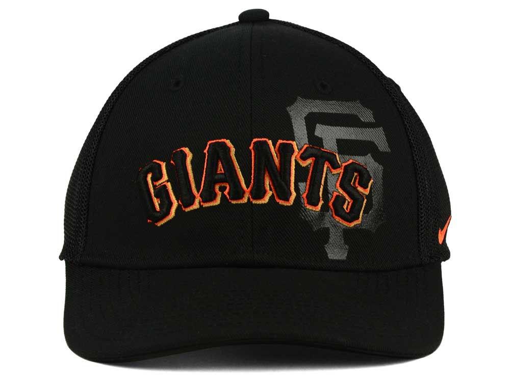 fb196944a4858 San Francisco Giants Nike NTS Sweet Spot Swooshflex Cap free shipping