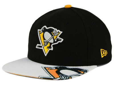 Pittsburgh Penguins NHL Gym Class Snap 9FIFTY Cap Hats