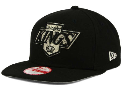 Los Angeles Kings NHL Flag Stated 9FIFTY Snapback Cap Hats