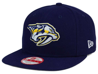 Nashville Predators NHL Flag Stated 9FIFTY Snapback Cap Hats