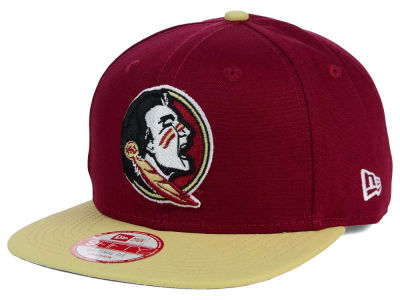 Florida State Seminoles NCAA Shore Snapper 9FIFTY Snapback Cap Hats
