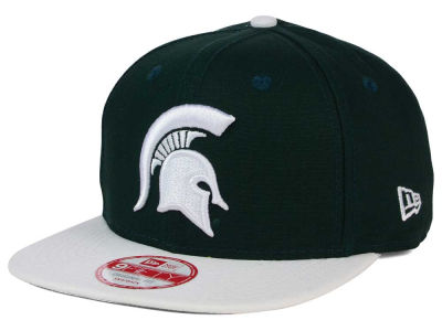 Michigan State Spartans NCAA Shore Snapper 9FIFTY Snapback Cap Hats