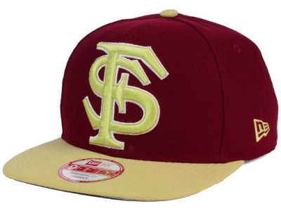 Florida State Seminoles NCAA Logo Grand Redux 9FIFTY Snapback Cap Hats