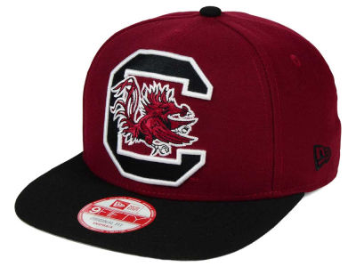 South Carolina Gamecocks NCAA Logo Grand Redux 9FIFTY Snapback Cap Hats