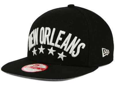 New Orleans City Flag Stated 9FIFTY Snapback Cap Hats