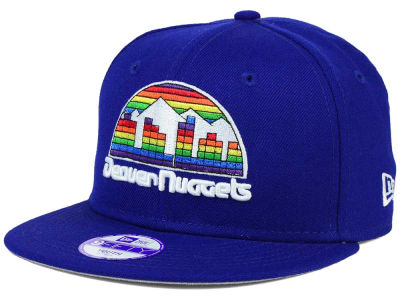 Denver Nuggets NBA HWC Youth All Day 9FIFTY Snapback Cap Hats