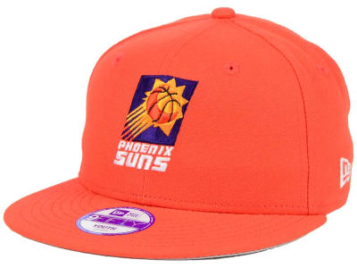 Phoenix Suns NBA HWC Youth All Day 9FIFTY Snapback Cap Hats