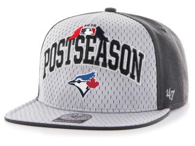 Toronto Blue Jays Mlb 2015 Post Season Locker Room Cap