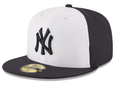 New York Yankees MLB 2016 Diamond Era 59FIFTY Training Cap Hats