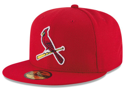 St. Louis Cardinals MLB 2016 Diamond Era 59FIFTY Training Cap Hats