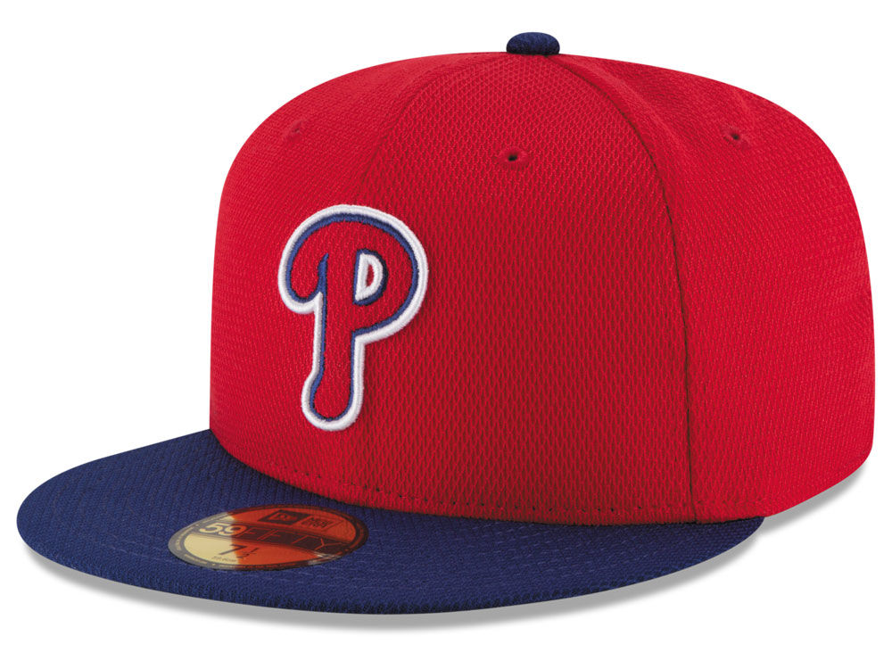 895b50f26fc Philadelphia Phillies New Era MLB Kids 2016 Diamond Era 59FIFTY Cap outlet