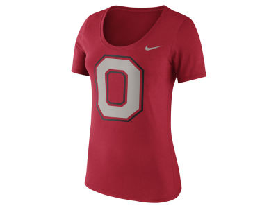 Nike NCAA Women's Cotton Logo T-Shirt