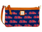 Ole Miss Rebels Dooney & Bourke Large Dooney & Bourke Wristlet Luggage, Backpacks & Bags