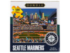 Seattle Mariners 500 Piece City-Stadium Puzzle Toys & Games