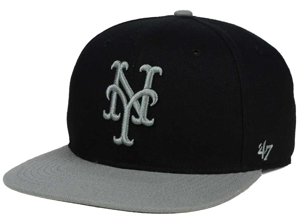 new styles d1b1e 32182 well-wreapped New York Mets  47 MLB No Shot Two Tone  47 CAPTAIN