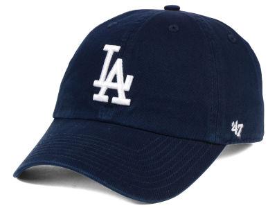 Lids Custom Hats >> Los Angeles Dodgers '47 MLB Core '47 CLEAN UP Cap | lids.com