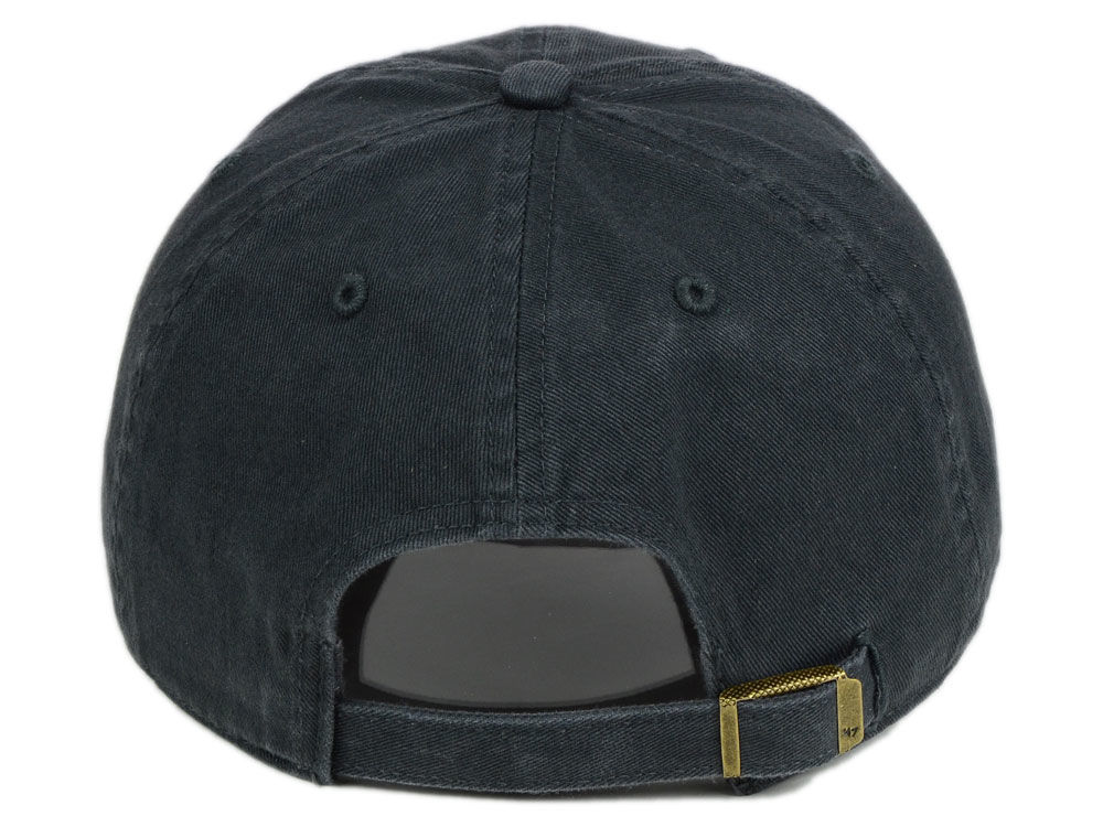 online store 3971b 0085b hot sale Oakland Athletics  47 MLB Charcoal Black  47 CLEAN UP Cap.