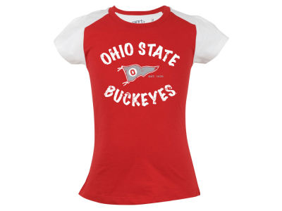 NCAA Toddler Girls Claire T-Shirt