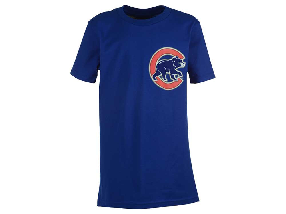 c042073e0 Chicago Cubs Jake Arrieta MLB Youth Official Player T-Shirt cheap ·