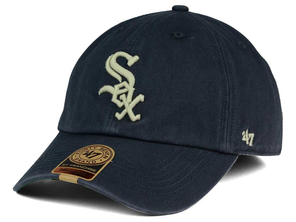 c2fa26acb0b48 lovely Chicago White Sox  47 MLB Vintage  47 FRANCHISE Cap - the ...