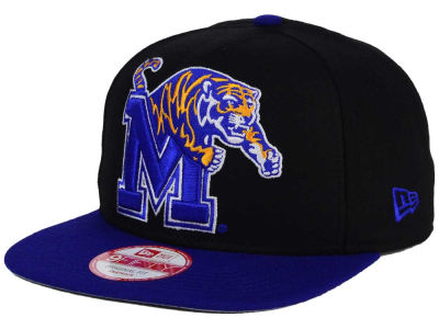 Memphis Tigers NCAA Logo Grand Redux 9FIFTY Snapback Cap Hats