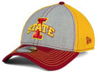Iowa State Cyclones New Era NCAA Heathered Neo 39THIRTY Cap Stretch Fitted Hats