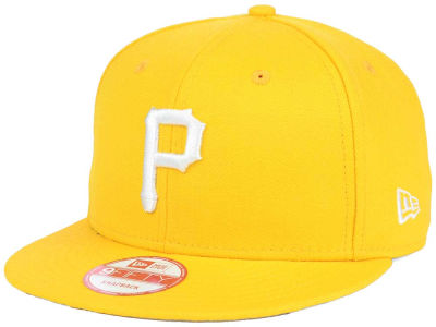 Pittsburgh Pirates MLB C-Dub 9FIFTY Snapback Cap Hats