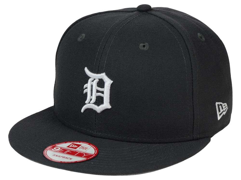 ad5ef0a62 Detroit Tigers New Era MLB C-Dub 9FIFTY Snapback Cap durable service ...