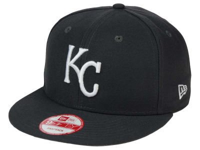 Kansas City Royals MLB C-Dub 9FIFTY Snapback Cap Hats