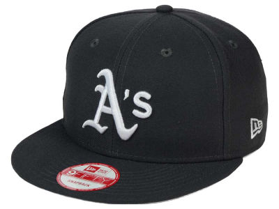 Oakland Athletics MLB C-Dub 9FIFTY Snapback Cap Hats