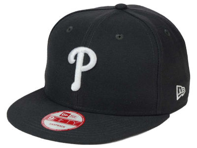 Philadelphia Phillies MLB C-Dub 9FIFTY Snapback Cap Hats