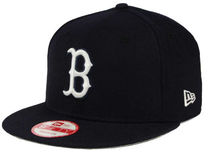 Boston Red Sox MLB C-Dub 9FIFTY Snapback Cap Hats