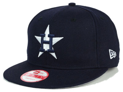 Houston Astros MLB C-Dub 9FIFTY Snapback Cap Hats