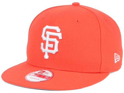 San Francisco Giants MLB C-Dub 9FIFTY Snapback Cap Hats