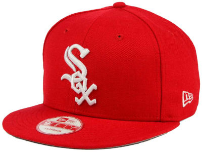 Chicago White Sox MLB C-Dub 9FIFTY Snapback Cap Hats