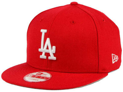 Los Angeles Dodgers MLB C-Dub 9FIFTY Snapback Cap Hats