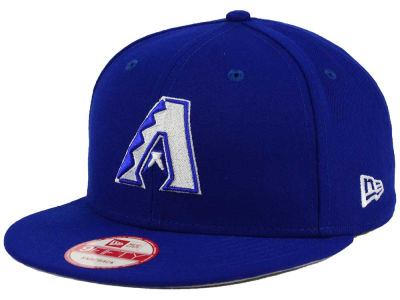 Arizona Diamondbacks MLB C-Dub 9FIFTY Snapback Cap Hats