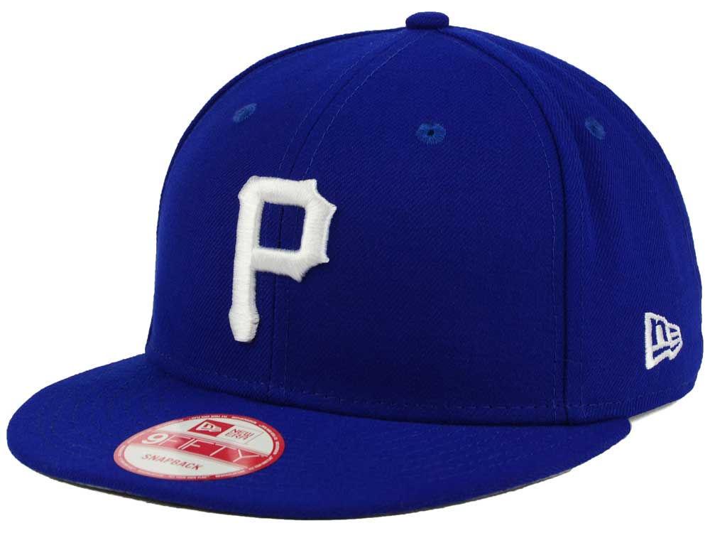 on sale cfb7e 7cc66 high-quality Pittsburgh Pirates New Era MLB C-Dub 9FIFTY Snapback Cap