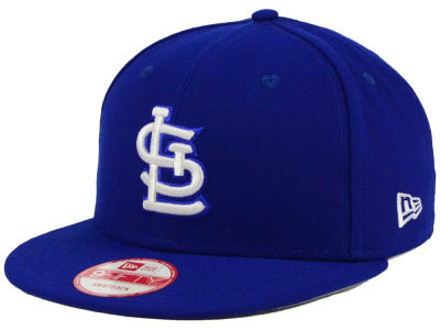 St. Louis Cardinals MLB C-Dub 9FIFTY Snapback Cap Hats