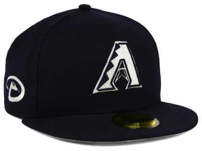 Arizona Diamondbacks MLB C-Dub Patch 59FIFTY Cap Hats