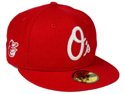 Baltimore Orioles MLB C-Dub Patch 59FIFTY Cap Hats