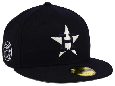 Houston Astros MLB C-Dub Patch 59FIFTY Cap Hats