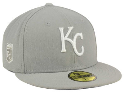 Kansas City Royals MLB C-Dub Patch 59FIFTY Cap Hats