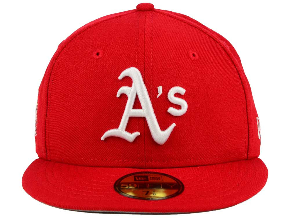 aa7108273 ... best price good oakland athletics new era mlb c dub patch 59fifty cap  3a4f0 f586d ...